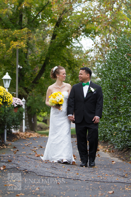 Mn And Zeke S Wedding Washington Crossing Inn Pa